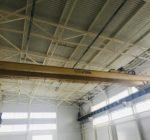 Мостовой кран двухбалочный 5т 16,5м