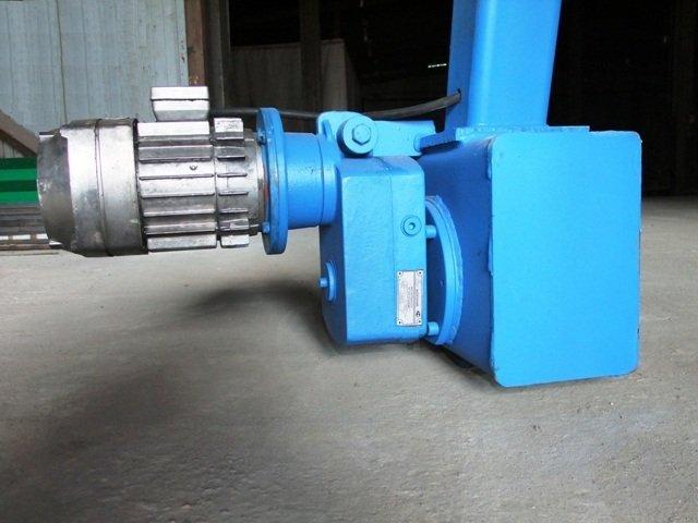 Колесный блок с мотор-редуктором