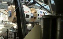 В павильоне «Космос» на ВДНХ установлен мостовой кран ООО «БТ КРАН».