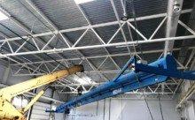 Поставка кран-балок в Ростовскую область. Изготовление, доставка, монтаж.